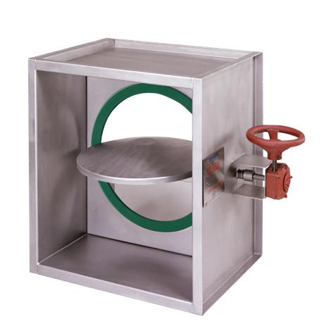 SBDT Isolation Dampers (rectangular) | Camfil