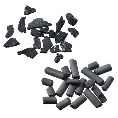 Activated carbon (pellet & granular)