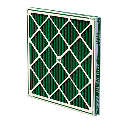 Image Camfil 30/30 Dual 9 MERV 9 Pleated Panel Air Filter.png