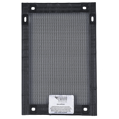 Fine Mesh Camfil Air Intake Screen low res